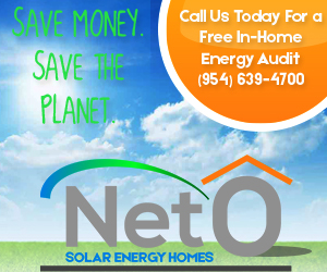 Solar Panels Power South Florida Net 0 Energy Homes